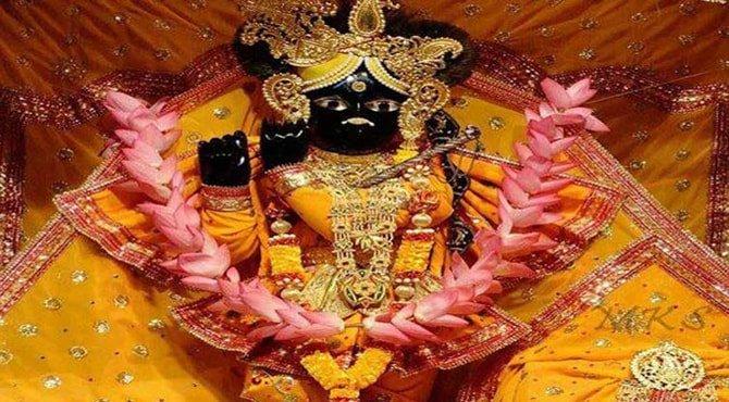 Braj Chaurasi Kos Yatra, The Legend of Brij 84 Kosh Parikrama