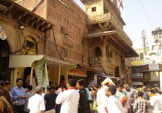 Vrindavan Bankey Bihari Tour
