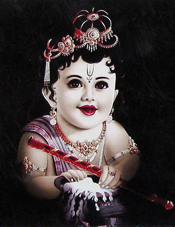 Happy Bal Gopal
