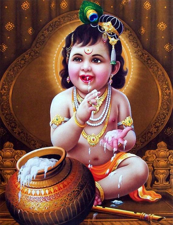 Happy Bal Krishna