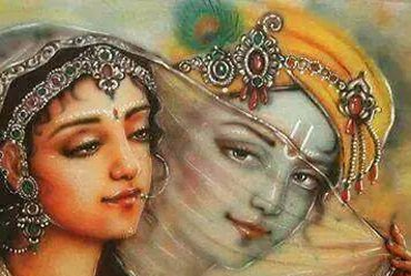 Radha Krishna Paintings